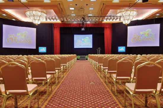 The Orleans Hotel & Casino: Available for Events