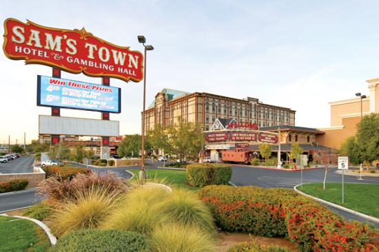 Sam's Town Hotel and Gambling Hall: Sam's Town Las Vegas