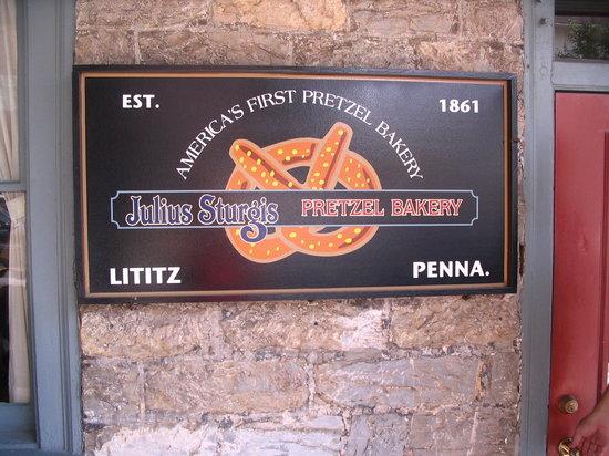 Julius Sturgis Pretzel Bakery