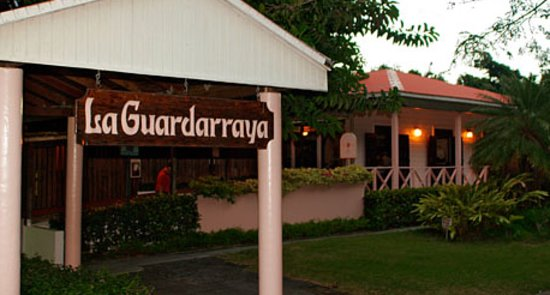 Guayanilla, Puerto Rico: Main Entrance