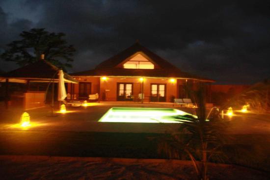 La Petite Cote, Senegal: sublime senegal, villa jacaranda