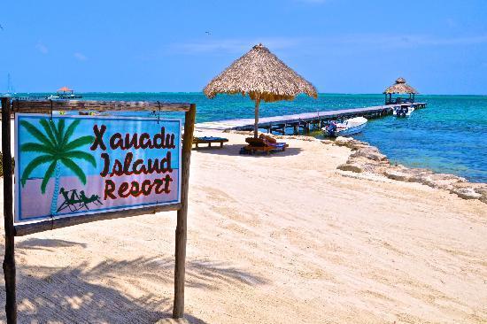 Xanadu Island Resort Beach And Dock