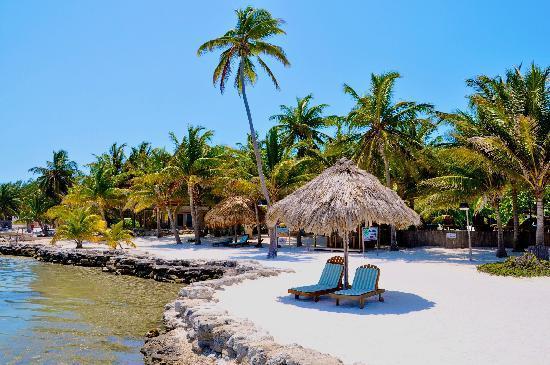 Xanadu Island Resort: Xanadu Beach