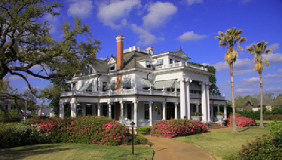 Beaumont, TX: The Stately McFaddin-Ward House is a Beaux-Arts Colonial mansion is a must-see.