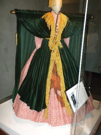 Washington DC, DC: Carol Burnett's Scarlett O'Hara Dress American History Museum