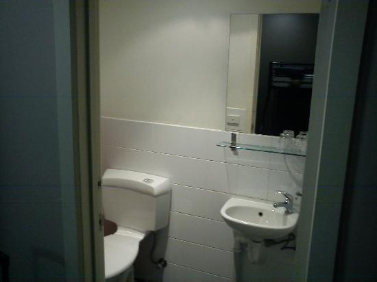 Nomads Melbourne: Salle de bains