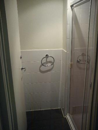 Nomads Melbourne: La douche
