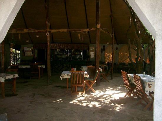 Aruba Mara Camp : Restaurant