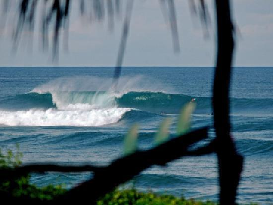 Two Brothers Surf Resort: Surf Popoyo!