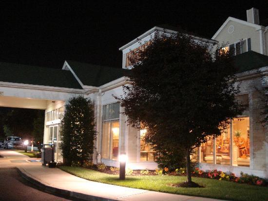 Hilton Garden Inn Westbury: Hotel