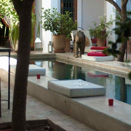 Le Rihani : Le bonheur est au patio