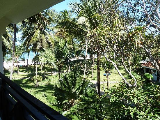 Diani Sea Resort: View from our room