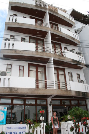 Tong-Mee House: la guesthouse