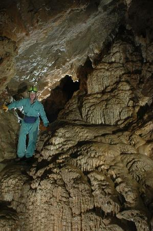 Qualicum Beach, Canadá: Lower Main Cave at Horne Lake