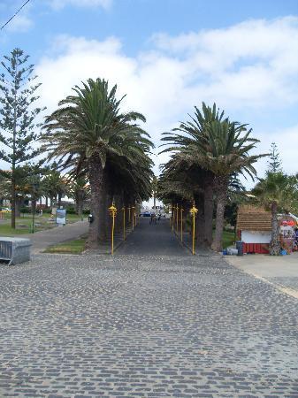Isola di Porto Santo, Portogallo: vista dal pontile