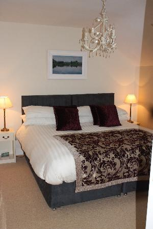 MacNean House & Restaurant: Double Bedroom