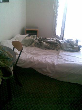 Hotel Residence Les Palatines: Karges Dasein!