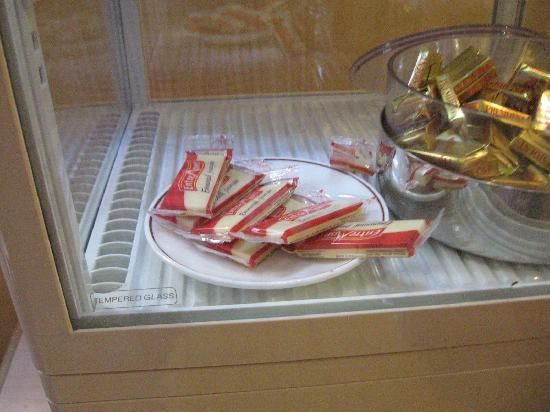 "Hotel Residence Les Palatines: Der ultimative ""Frischkäse""!"