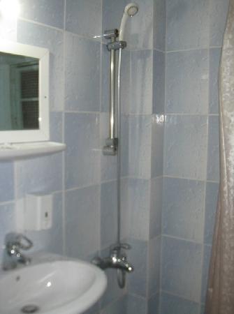 Al Nour Hotel: Shower