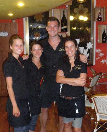 Hotel Milton : more hotel staff