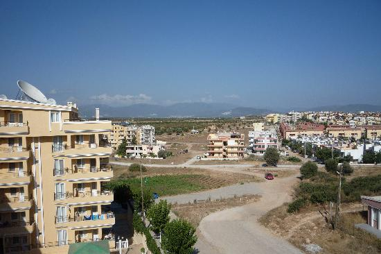 Aegean Park: view from balcony