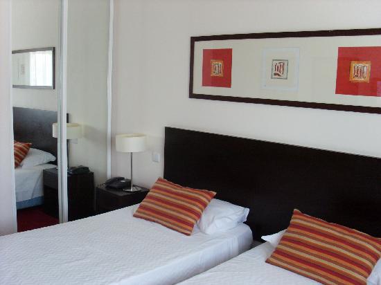 Monaco Hotel: Chambre