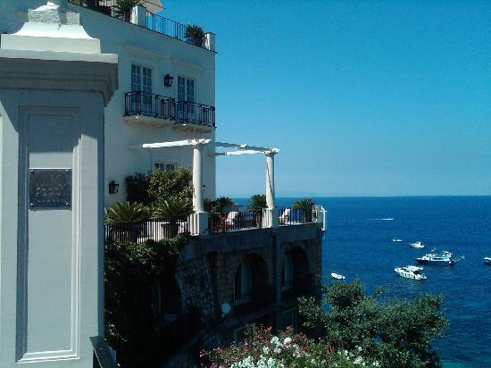 J.K. Place Capri: Hotel exterior