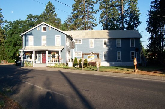 Iron Horse Inn Bed & Breakfast: Iron Horse Inn