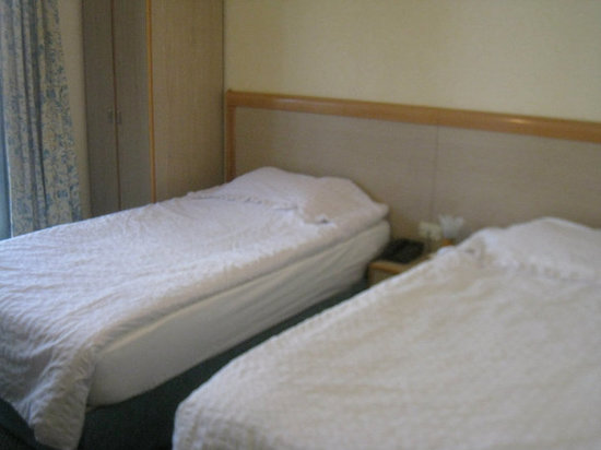 Afamia Hotel: Beds