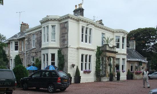 The Chestnuts Hotel: Chestnuts Hotel, Ayr Scotland