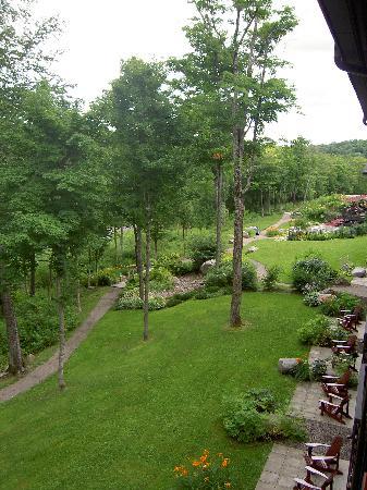 Sainte Catherine de la Jacques Cartier, كندا: Vue de la chambre
