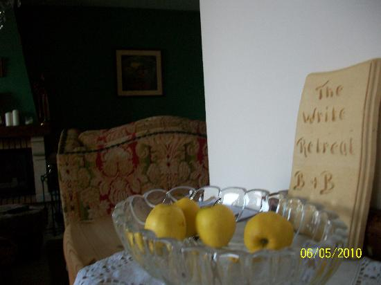 Bourbriac, France: The Write Retreat Bed & Breakfast