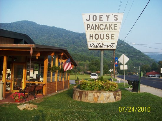 Bed And Breakfast Near Maggie Valley