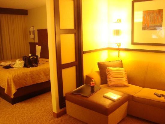 Holiday Inn Express San Antonio Airport: The room