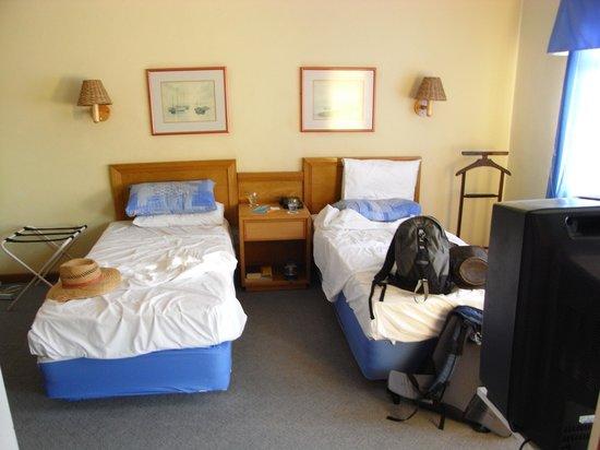 Lamberts Bay Hotel: Bedroom