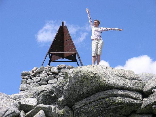 Auberge La Regordane : Vers Mt Lozère