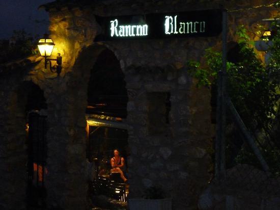 Rancho Blanco: Eingangsbereich