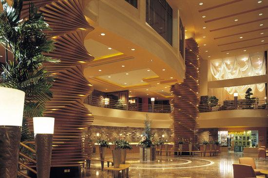 Sofitel Saigon Plaza Lobby