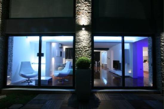 Villa Ant: Living room