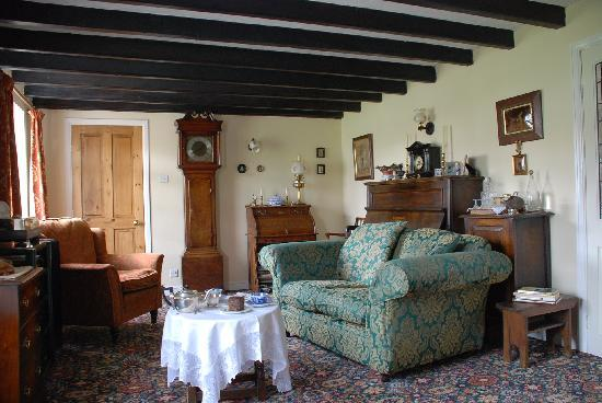 The Lounge at Beckside Cottage