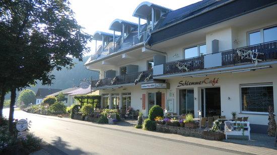 Meerfeld, Allemagne : Hotel Maarblick