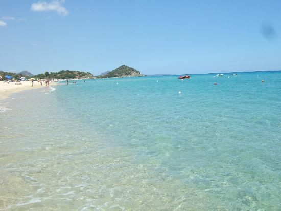 Garden Beach Hotel & Resort : mare caraibico!!!