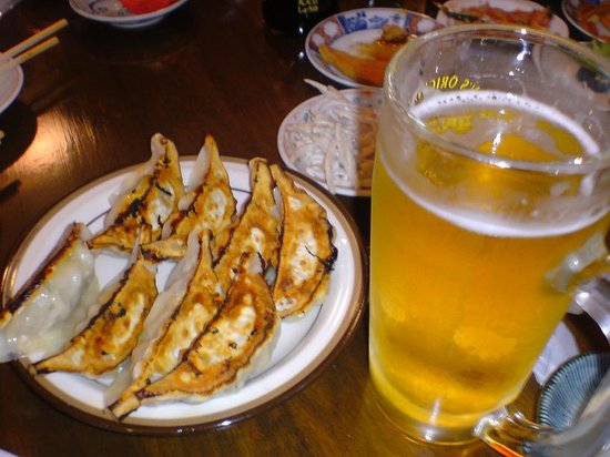 Harajuku Gyozaro: 焼き餃子