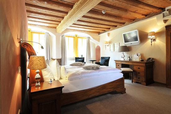 Hotel Herrnschloesschen: De Luxe Room
