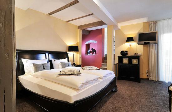 Hotel Herrnschloesschen: De Luxe Suite
