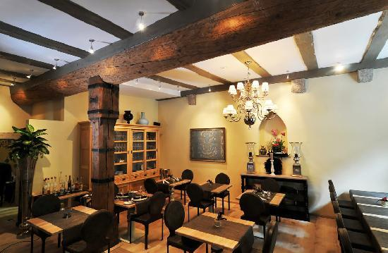 Hotel Herrnschloesschen: Restaurant