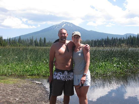 Bend, OR: Hosmer Lake
