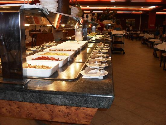 Hotel Best Alcazar: Buffet