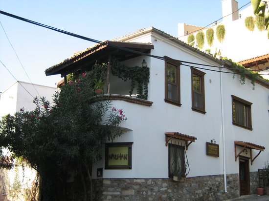 Nazhan Hotel & Cafe: exterior