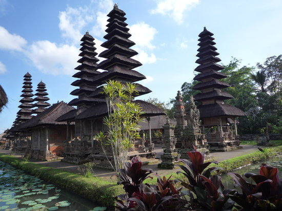 Nusa Dua Peninsula, Indonesië: Menwi Temple